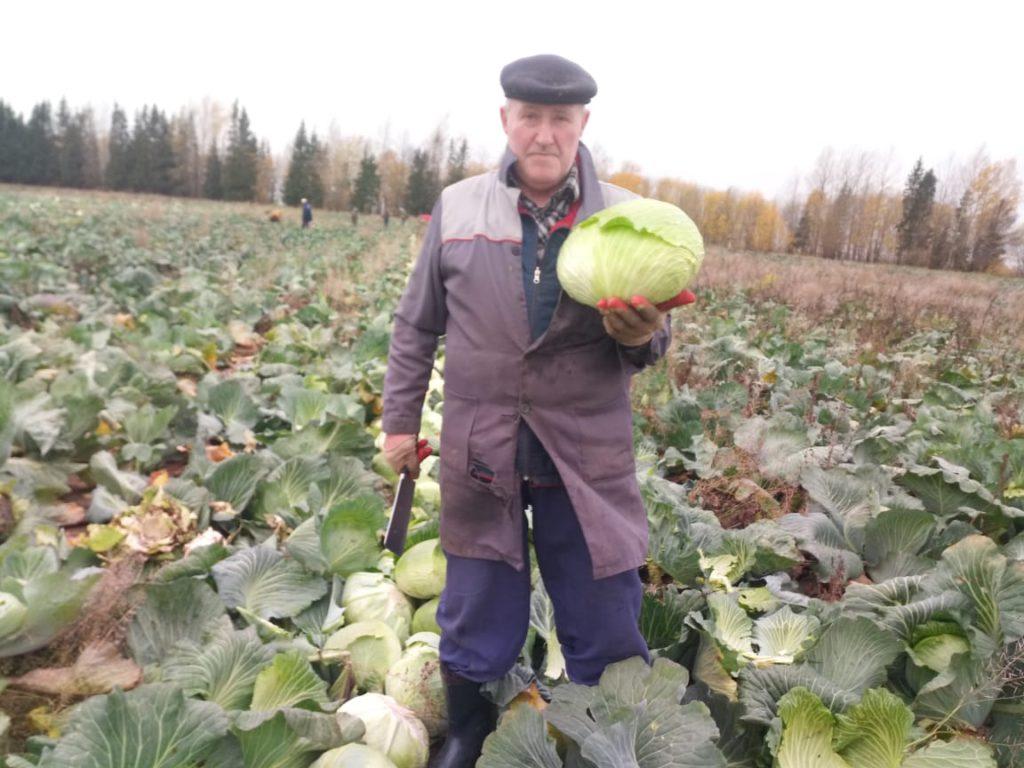 Встреча с руководителями фермерских хозяйств Псковской области